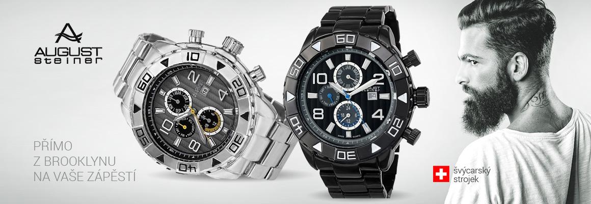 10320aa5f Elegans.cz: Pánské hodinky, velké hodinky, army hodinky, mechanické ...